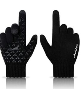 breathable ladies winter gloves for cold weather