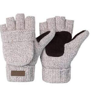 ladies thermal mittens and gloves conversion