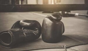 how to keep boxing gloves clean