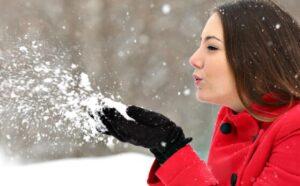 womens snow gloves