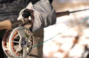 waterproof insulated fishing gloves